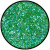 Eulenspiegel Polyester Streuglitzer Frosted Green